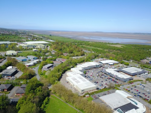 Flint Retail Park, CH6 - Flint, North Wales, UK