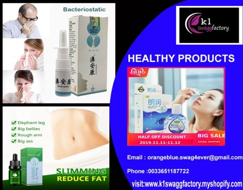 Improve your health and wellness by shopping online for health care products at k1swaggfactory. Visit here : https://k1swaggfactory.myshopify.com/collections/healthy-products