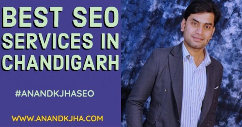Are you looking for the best  SEO services in Chandigarh? You have heard about SEO earlier or you want to handle someone your website SEO.Here you are on the right page. You Can consult ANANDKJHA for any of Best Freelance SEO Services.   https://www.anandkjha.com/seo-services-in-chandigarh