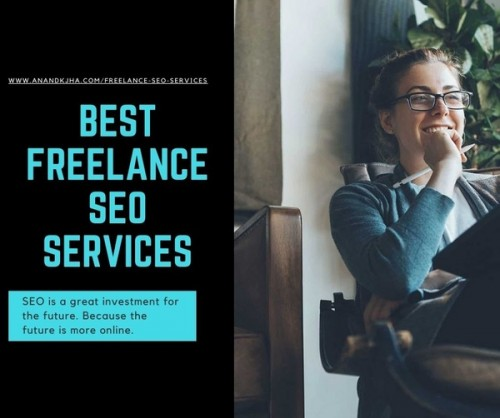 If I am not wrong. You have an online business or you are planning to make it online. SEO is a great investment for the future. Because the future is more online. When you are going to hire best freelance SEO services. Anand Kumar Jha and his team going to provide you with these SEO services.  https://www.anandkjha.com/freelance-seo-services/