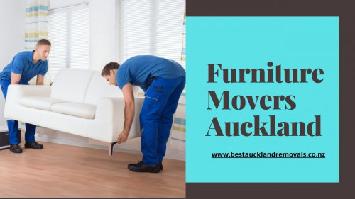 Best Auckland Removals' are paramount furniture removals in Auckland. We have trained and experienced furniture movers Auckland who are proficient in packaging your furniture and careful loading, well-resourced with important productive equipment used in disassembling, different sizes of van and trucks, cleaning services for residential and commercial needs, storage insurance, and flexible removalists services for your dynamic needs.  https://bestaucklandremovals.co.nz/furniture-movers.php