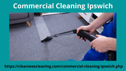 Need a Commercial Cleaning Ipswich?We Are Expert Office Cleaners and dominate the Commercial cleaning Ipswich industry in scale and scope with an adaptable, extensive network that consistently delivers exceptional results.  visit us-https://cleanweecleaning.com/commercial-cleaning-ipswich.php