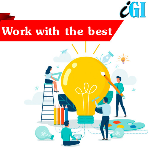 At IGI, we have made excellence an habbit. All our projects are delivered at par excellence. Our clients worldwide vouch for it. If that motivates you, give us a call or drop us a mail. Contact us at https://www.igiworld.net/career.