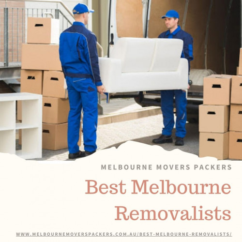 If you are looking for the best Melbourne removalists, you can contact us. We at Melbourne Movers and Packers provide top-notch professional removal services to all our clients within Melbourne. We provide a variety of services including house and office removal, which can also be customized as per your needs and preferences.There are certain aspects that make our service quite popular among reputed clients in Melbourne. We are going to explain these aspects so that you find it easier to understand what, why and how we make the best Melbourne removalists.  https://www.melbournemoverspackers.com.au/best-melbourne-removalists/