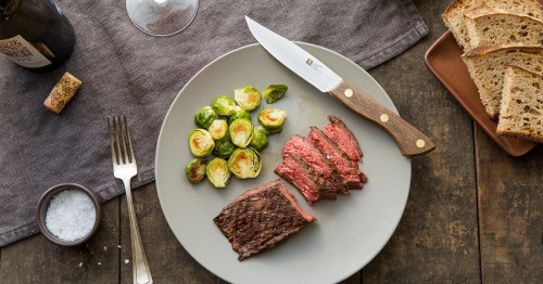 Want to learn best steak knives? Visit our getyourknives.com blog which will give you all the tips and best practices about how to remove rust and stains from your knife. Want to read the whole blog just visit's us at our official website.  https://getyourknives.com/best-steak-knife-set/