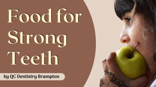 Getting Strong teeth is not that hard, you just need to make your eating good. Eating healthy food automatically strengthens your teeth. But did you know which healthy foods are best?  Food that contains Vitamin A, D, C Fluoride for Healthy Teeth Calcium Containing Food  Click here to know the example of all above: https://bit.ly/31UwSAM  #DentalCare #HealthyTeeth #HealthyFood