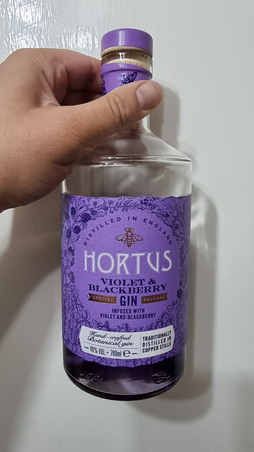 Yum yum good stuff 😋😀  - Naked GIN = 😋 - GIN & Tonic = 😋 - GIN & Lemonade  = 😋  Hortus Violet & Blackberry GIN, 40% Alc  Hortus Violet & Blackberry GIN, 40% Alc  Hortus Violet & Blackberry GIN, 40% Alc  Gin may well be the most in-demand drink of the decade. The juniper-based spirit is very much on-trend and shows no sign of going anywhere anytime soon. Gin distilleries are popping up everywhere and last year in the UK alone, a total of 47 million bottles, worth £1.2 billion, were served up, according to the Wine and Spirit Trade Association.  One of the most versatile spirits around, and beloved by bartenders for that reason, gin's popularity has certainly sky rocketed in recent years. And while a new demand for unusual craft and artisanal gins has contributed to this resurgence, supermarkets are determined not to miss out on this hot new trend.  While the gin 'n' tonic is a best-loved drink in bars across the globe, the price tag of the more renowned brands places them out of reach for many. But supermarkets are stepping up to offer a first-rate, and, more importantly, affordable alternative to these costly craft gins.   One notable example is Lidl. The Euro Giant has already established a strong reputation in wine where industry experts have named 31 Lidl wines as winners, including the Crément de Bourgogne Blanc, which was rated outstanding.  But it's in the gin category that Lidl is now creating a stir. Its Hortus Artisan London Dry Gin, which costs only £15.99, has been snatching up awards left right and centre. Developed in association with Kevin Love, Michelin-starred chef and prodigé of experimental celebrity chef Heston Blumenthal, the gin was a surprise hit at a blind tasting over at Good Housekeeping Institute.  Tasting experts gave Hortus Artisan a spectacular 77 out of 100 points, a score that placed this own-brand gin above Thomas Dakin, which that costs nearly double the price at £29. Even the famous Bombay Sapphire only scored one point above Hortus