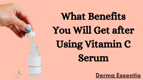 """There are many types of beauty and skincare products available in the market. But their uses and benefits are different. It depends on your choice what you need to be. On the other hand, """"Vitamin C Serum for skin"""" that has been made by a good manufacturer can offer you way more benefits than other skincare products. Find out here how the face benefits from the vitamin C serum and why the active ingredient is as simple as it is ingenious by clicking here:https://dermaskincare1.wordpress.com/2021/05/03/benefits-of-using-vitamin-c-serum/"""