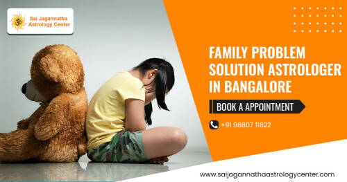 Get astrological consultation & guidance from Sai Jagannatha Famous Astrologer in Bangalore for overcome financial stress and improve finances, know the future of your child, Marriage Matching Compatibility, Birth chart Horoscope Analysis and more.     Visit at https://www.saijagannathaastrologycenter.com