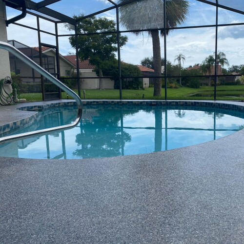 Now, what exactly is commercial epoxy floor coating? Epoxy flooring is used to resurface the concrete floors of any building. It also adds colors to the specific pathway and makes it attractive! In simple terms, it is an added protection layer that is attractive with vibrant colors!  https://decoconcrete.pro/