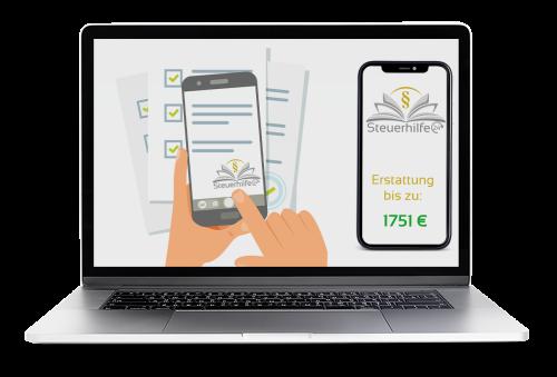 Egal ob Lohnsteuererklärung oder Kurzarbeit-Steuererklärung Steuerhilfe24 ist die einzige Steuersoftware im Web die deine Steuer online erstellt.