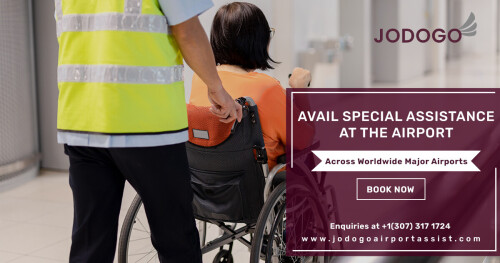 Jodogo Airport Assist is an airport service firm that strives for a VIP concierge, meet and greet service to assist passengers with departures, arrivals, & connections at all major international airports worldwide. https://www.jodogoairportassist.com