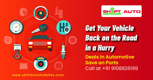 Mahindra Genuine Parts - High quality custom Auto Parts with competitive price. Enjoy our friendly service & great selection of parts! Get your vehicle back on the road in a hurry. Outstanding quality.  It is very preciously designed for Mahindra's authorized official E-store. Get what right parts here exactly you need for your vehicle. At Shiftautomobiles all Engineers, technicians & workers are ready to help you fix your cars.  Deals in automotive, save on parts call at +91 9108826199  Order today: http://shiftautomobiles.com/