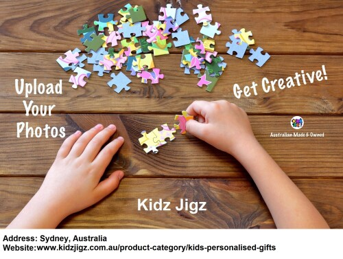 Personalised Puzzles Sydney, Australia